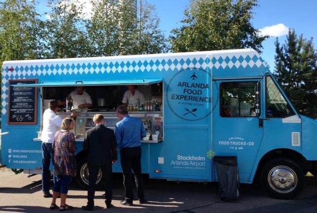 hyra food truck